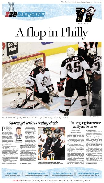 Headline after Game 4