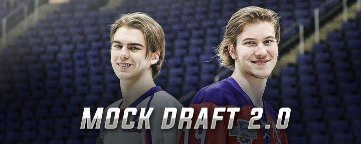 2017 NHL Mock Draft2.0