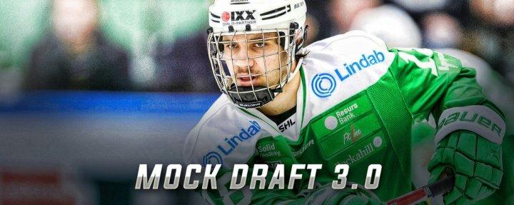 2017 NHL Mock Draft3.0