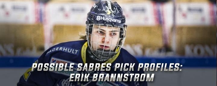 Prospect Profile: ErikBrannstrom