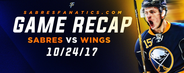 Sabres Shutout The Wings – 5Thoughts