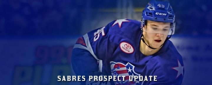 Sabres Prospects Update