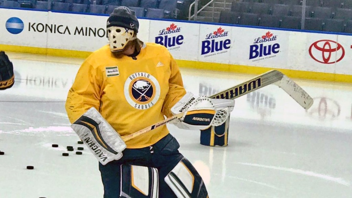 A Look at the Equipment Choices of the BuffaloSabres