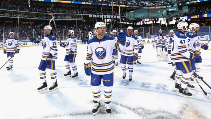 2018-19 Buffalo Sabres Schedule Revealed – First Four Games atHome