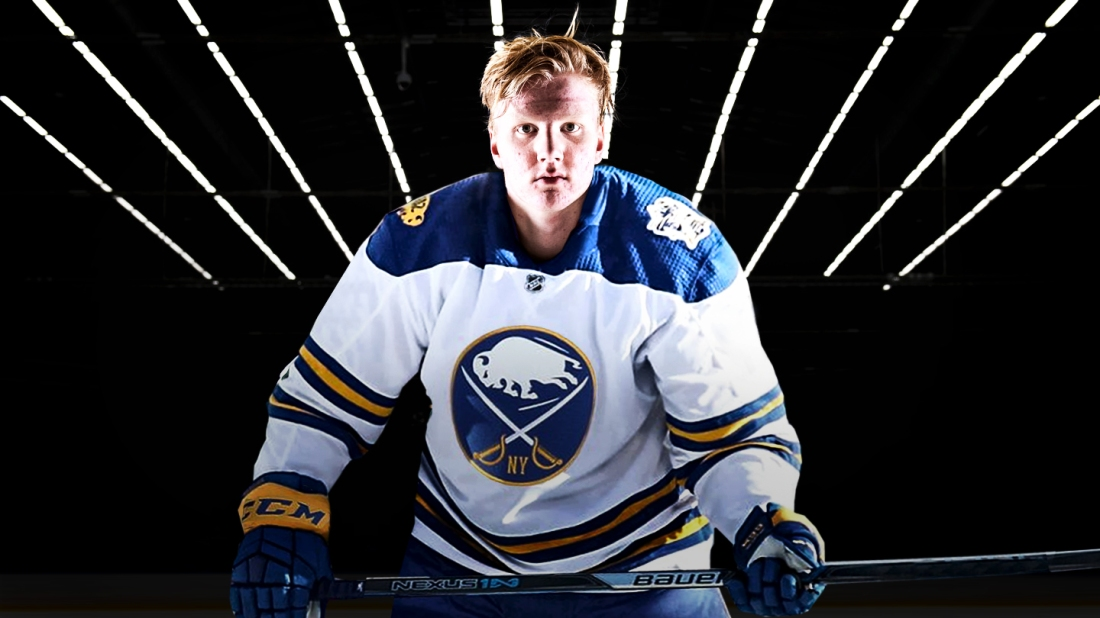 sports shoes b3931 aa83d Franchise Changer – Sabres Select Rasmus Dahlin First Overall