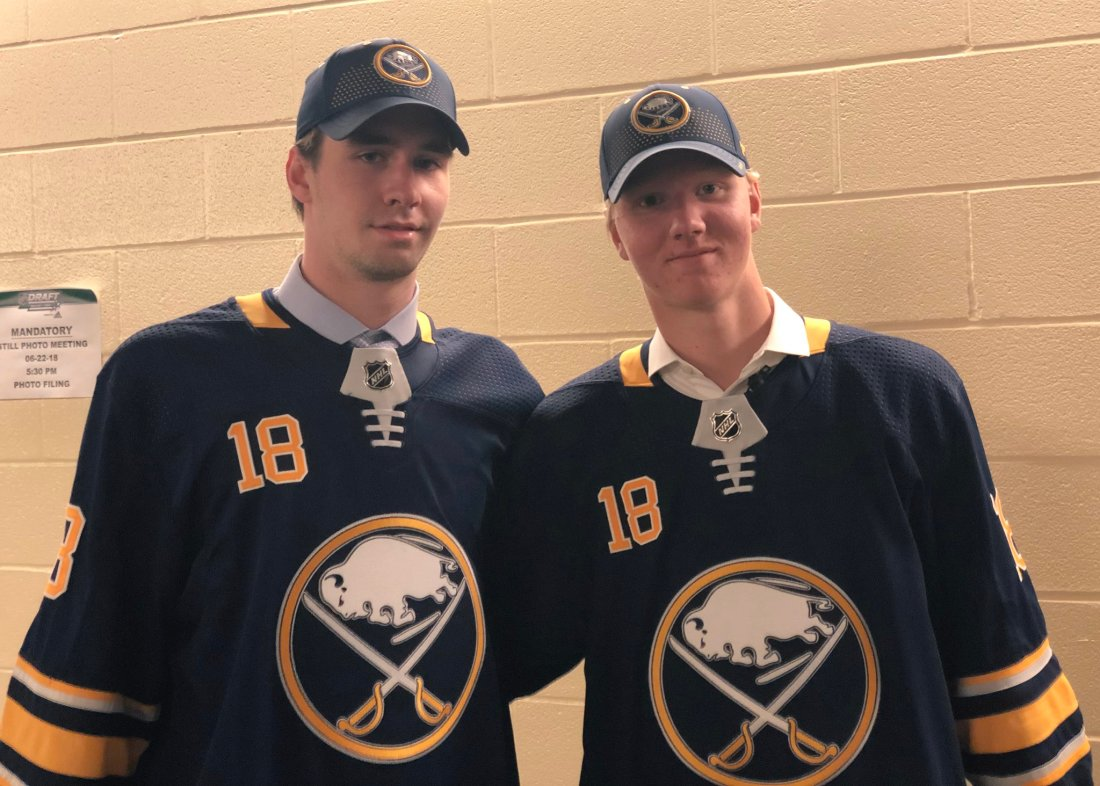 The NHL Draft has concluded and the Sabres have brought in another new crop  of prospects. The Sabres only had six picks after parting ways with their  3rd ... 23057b1c3
