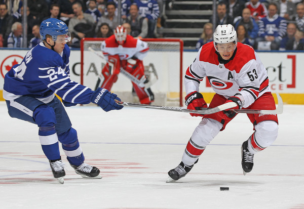 The Buffalo Sabres and Carolina Hurricanes came out of nowhere last week  when they announced that Hurricanes winger Jeff Skinner was traded to  Buffalo. 571a1be58